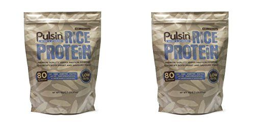 The Product (2 PACK) – Pulsin Rice Protein Powder| 1 kg |2 PACK – SUPER SAVER – SAVE MONEY  Can Be Found At - http://vitamins-minerals-supplements.co.uk/product/2-pack-pulsin-rice-protein-powder-1-kg-2-pack-super-saver-save-money/
