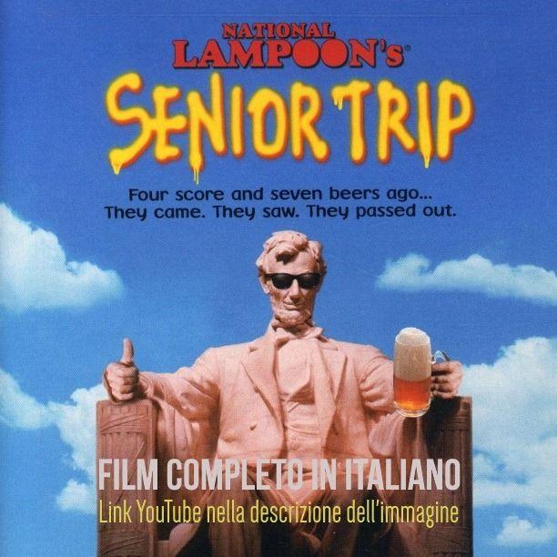 Senior Trip La Scuola Piu Pazza Del Mondo  Film Completo: https://www.youtube.com/watch?v=5F4buywbAjI&list=PLXaYyxQb69ea3Pey-WsqT1_cT_QxLxahU #Film #FilmCompleti #Documentari