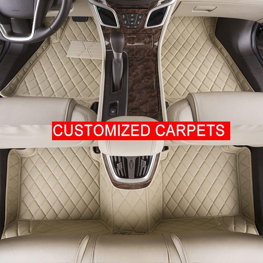 Custom Car Floor Mats Specially Made For Infiniti Ex25 Fx35 Fx37
