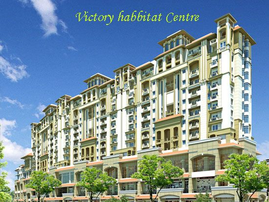 Victory Habitat Center Is The Residential Project Of Victory Builder Victory Habitat Center Indirapuram Ghaziabad Is Offerin Projects Residential Fun Projects