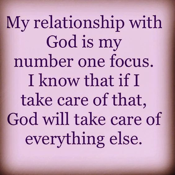 how to know gods will in my relationship