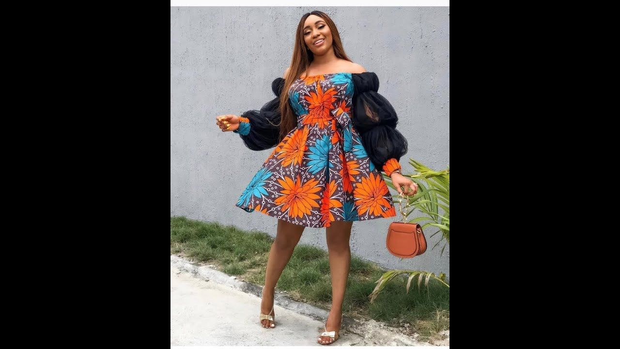 2020 African Print Short Dresses Glamorous Amazing And Stylish African Printed Short Dresses Short Ankara Dresses Short Dresses [ 720 x 1280 Pixel ]
