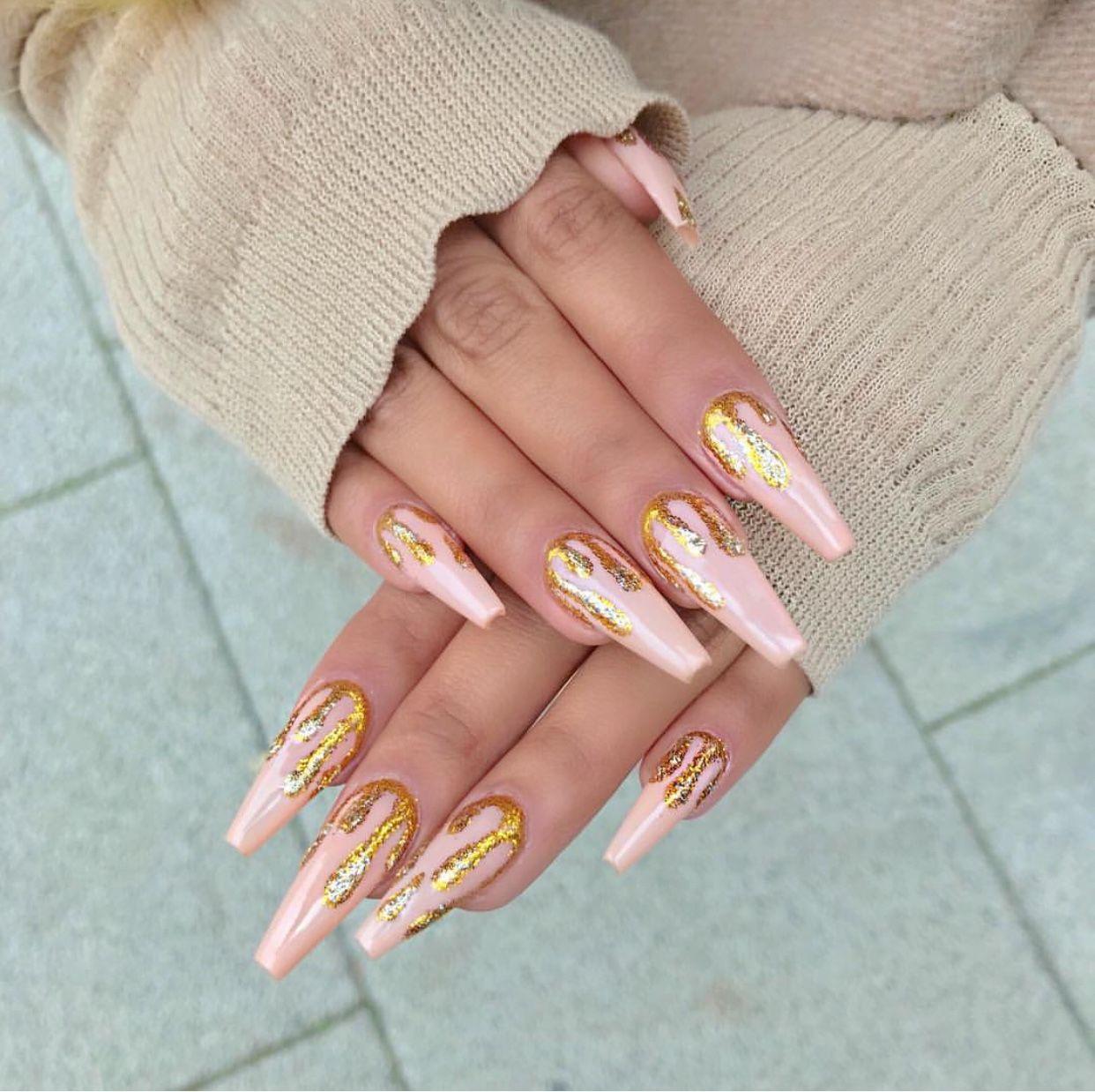 Pin de shev 🌸💖 en Nails   Pinterest