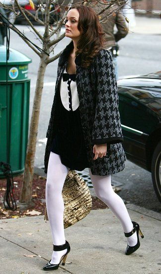Gossip Girl Fashion Blair Waldorf   Gossip Girl   walk ...
