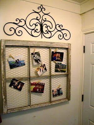 astuces pour une pr sentation originale de vos plus belles photos deco pinterest bricolage. Black Bedroom Furniture Sets. Home Design Ideas