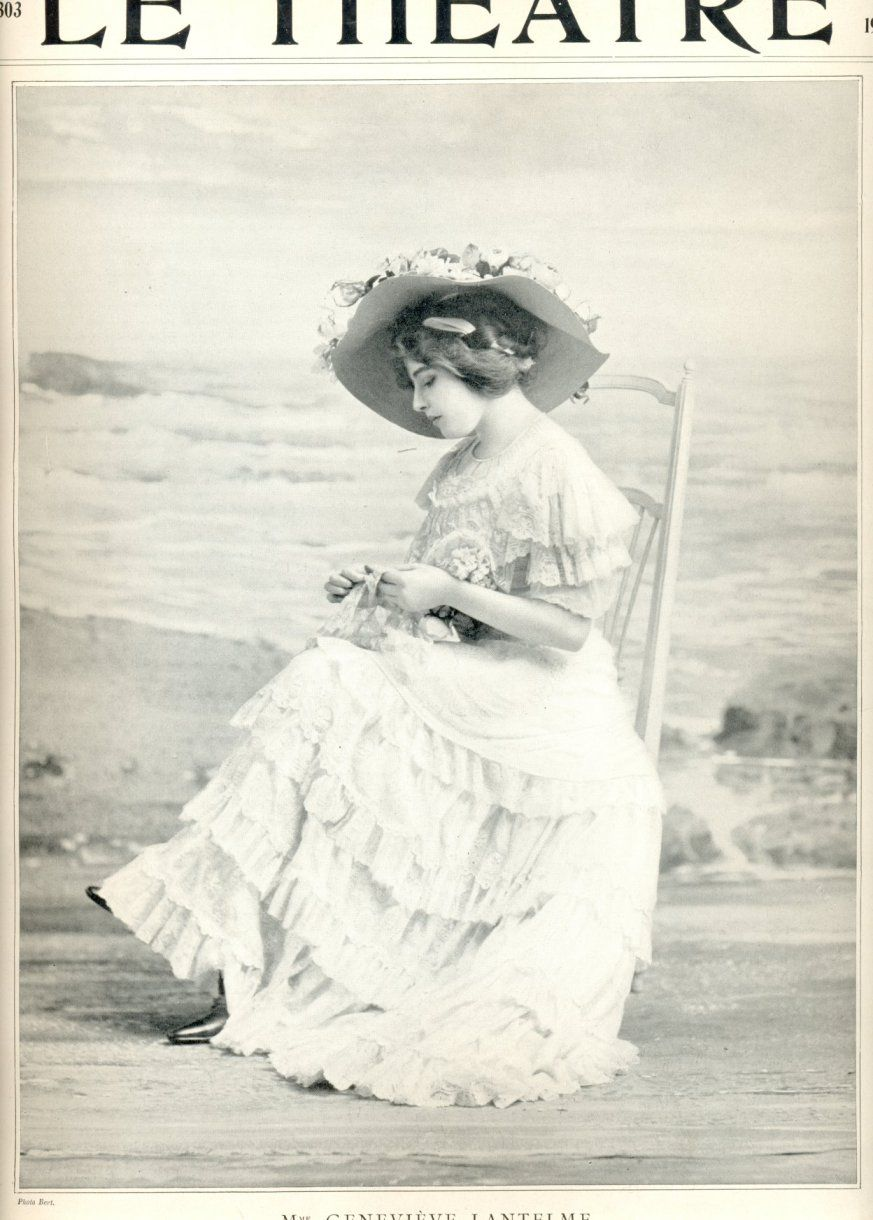 le theatre 303 1 aout 1911-photo | verbinina