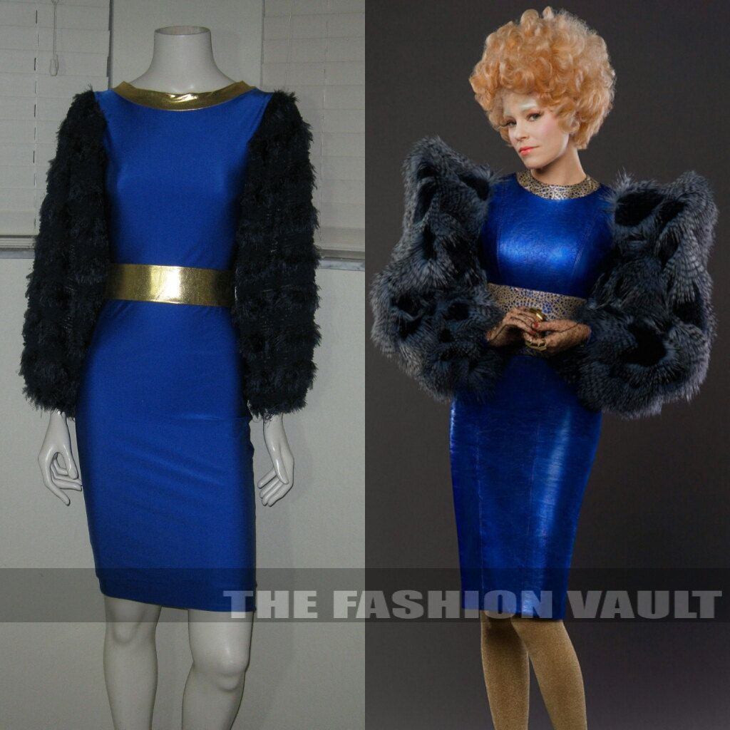 Effie Trinket Blue Dress Avast Yahoo Image Search Results