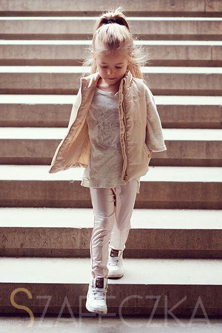 Kropka Nad I Czyli Konkurs Inspiracje Allegro Kids Fashion Girl Cute Girl Outfits Little Girl Models