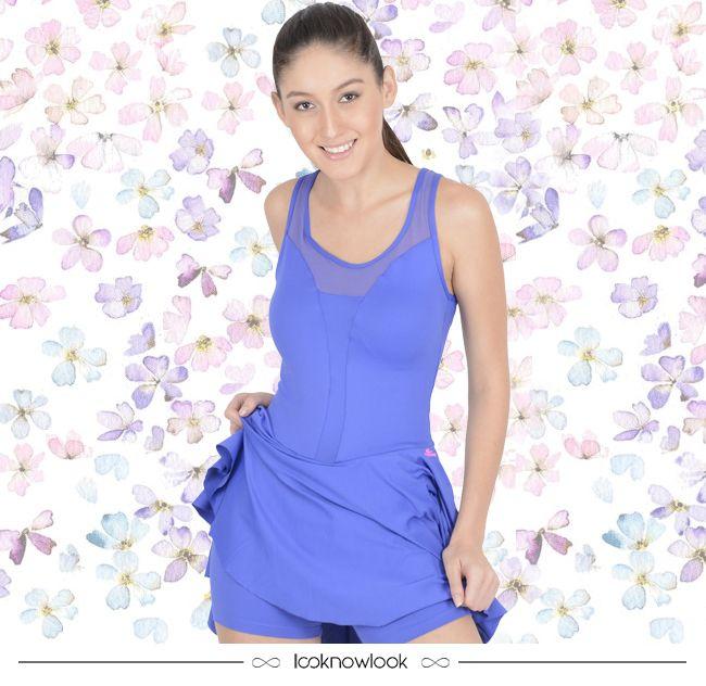 Fitness Look: vestido com short #mochila #moda #estampa #coruja #lojaonline #shop #ecommerce #look #new #novidade #lançamento #lnl #looknowlook