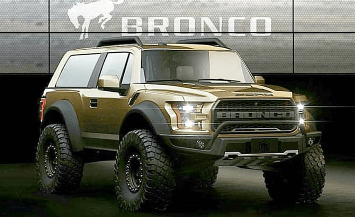2021 Ford Bronco Rumors Concept And Review