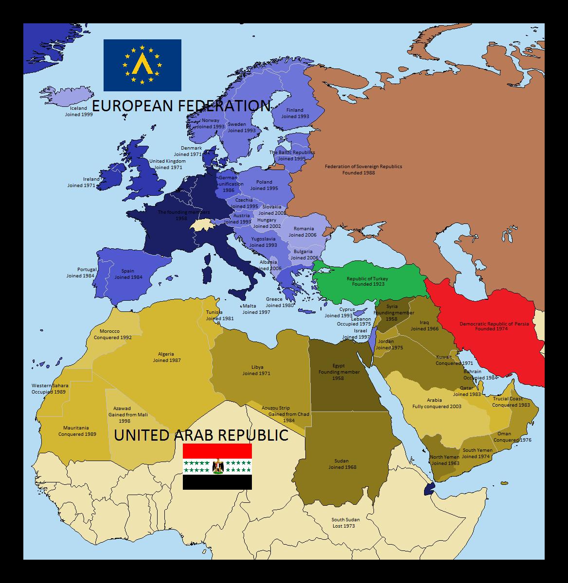 The Mediterranean Cold War By Silas-Coldwine.deviantart