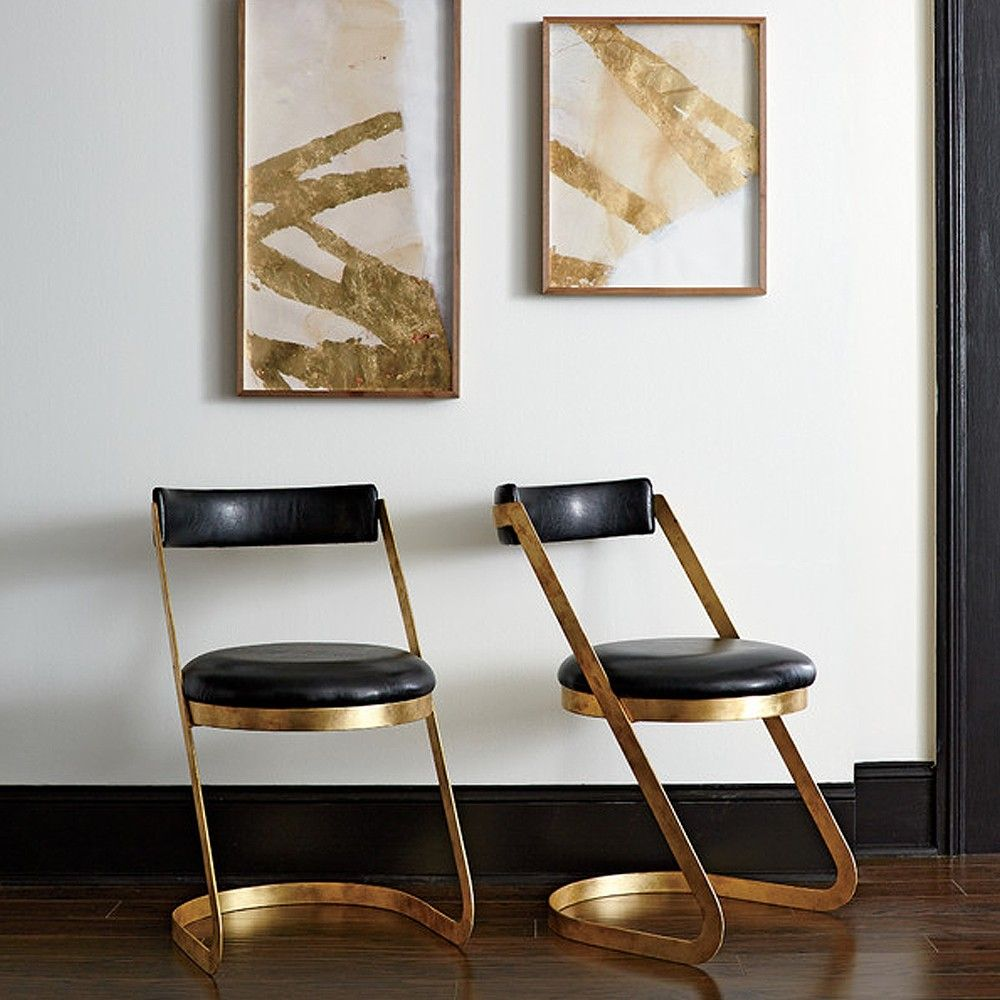 Room Dwell Studio Farrah Dining Chair