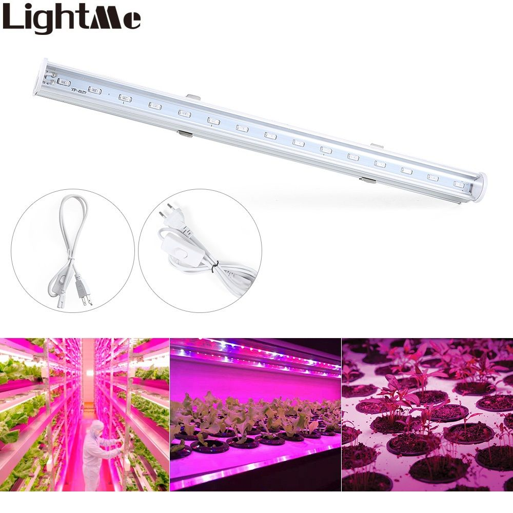 Original Strip Tube Plant LED Grow Light For Aquarium Greenhouse ...