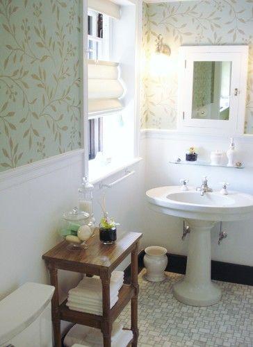 2011 Designeru0027s ShowHouse  Portland, Maine   Traditional   Bathroom    Portland Maine   Design For Less