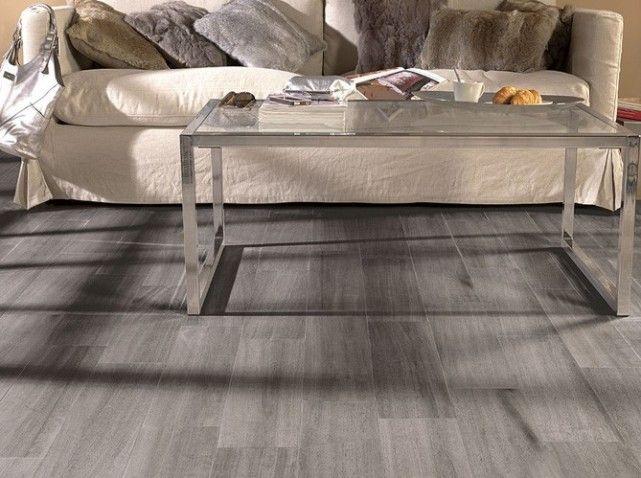 carrelage imitation parquet gris carrelage pinterest salons tile flooring and living rooms. Black Bedroom Furniture Sets. Home Design Ideas
