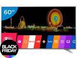 "Smart TV LED 60"" LG 4K Ultra HD 60UH6500 - WebOS Conversor Digital 3 HDMI 2 USB Wi-Fi"