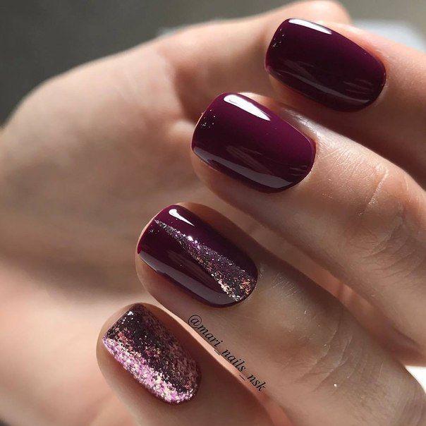 Маникюр , дизайн ногтей Bellezza Unghie, Smalto Per Unghie In Gel, Unghie  Graziose,