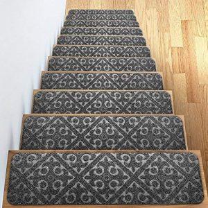 Best Top 10 Best Stair Treads In 2019 Carpet Stair Treads 400 x 300