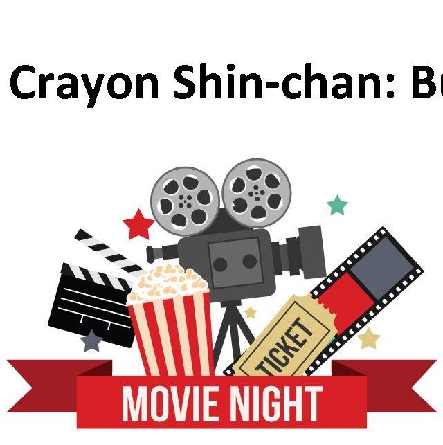 Full 1080p Crayon Shin-chan: Burst Serving! Kung Fu Boys