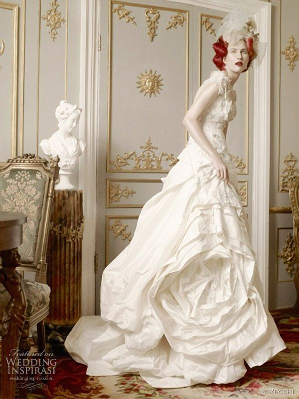 Couture Wedding Gowns St Pucchi Dresses 2017 Inspirasi