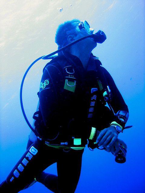 I love diving (colombus, Bahamas)