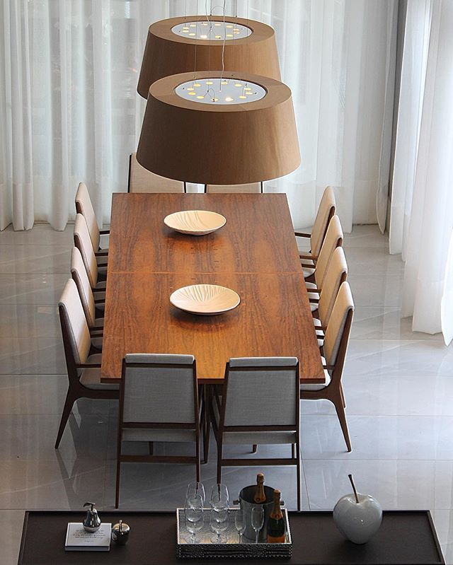 Casa Cor Campinas 2016: sala de jantar de Adriano Stancati e Dani Guardini. Foto @pedroarielsantana