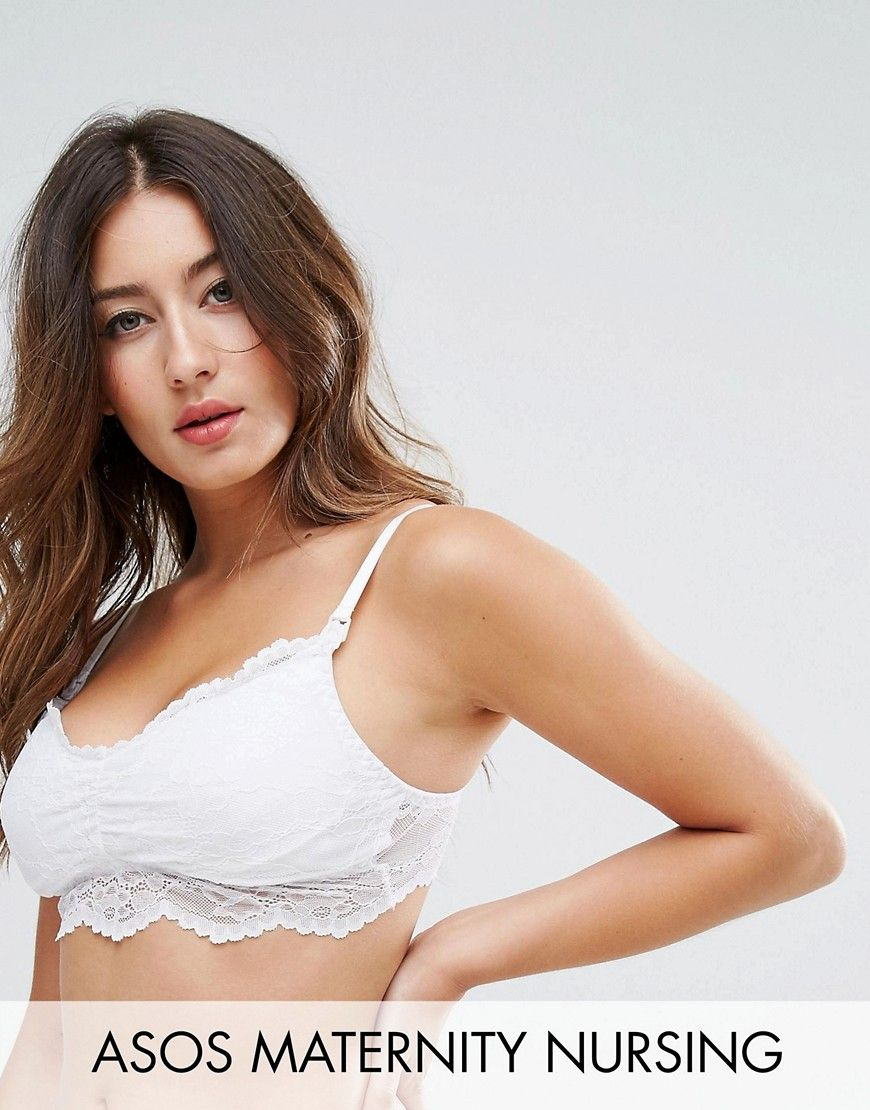 c349e2eb1e85b Get this ASOS Maternity - Nursing s non-wired bra now! Click for more  details