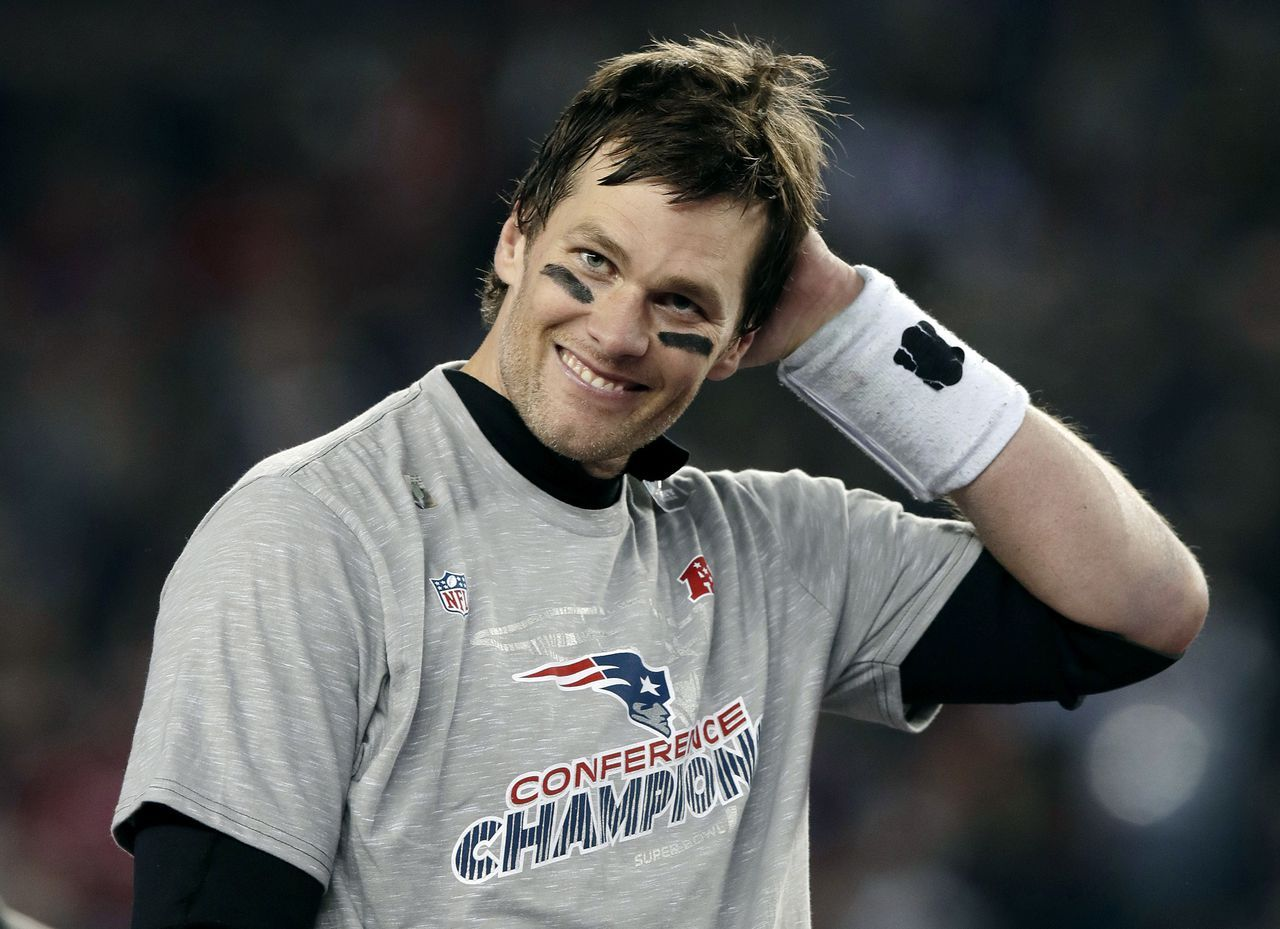 Tom Brady Memes Wolf Of Wall Street