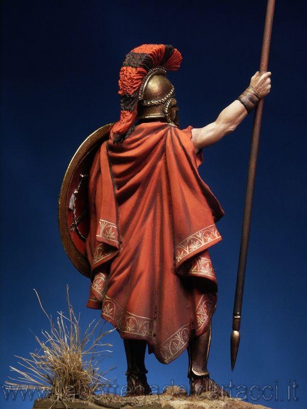 Comandante Spartano V° sec. a.C.