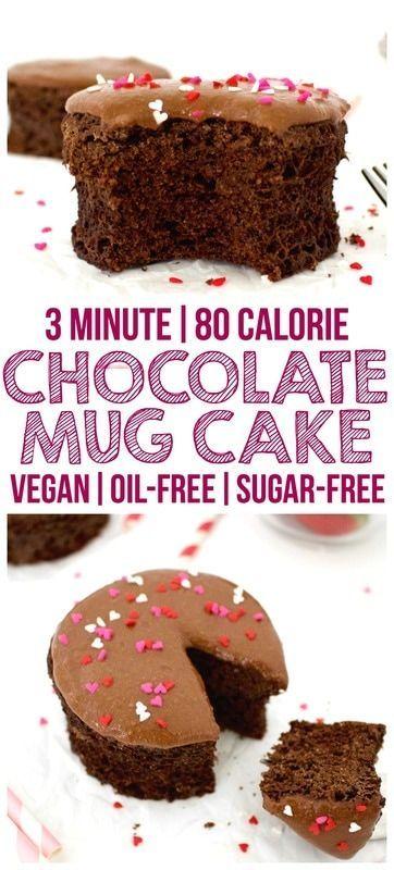 Single Serving Chocolate Mug Cake | Recipe | single ...