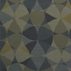 Remnant of Masquerade Rainstorm Blue Upholstery Fabric - Order Sample / Sample