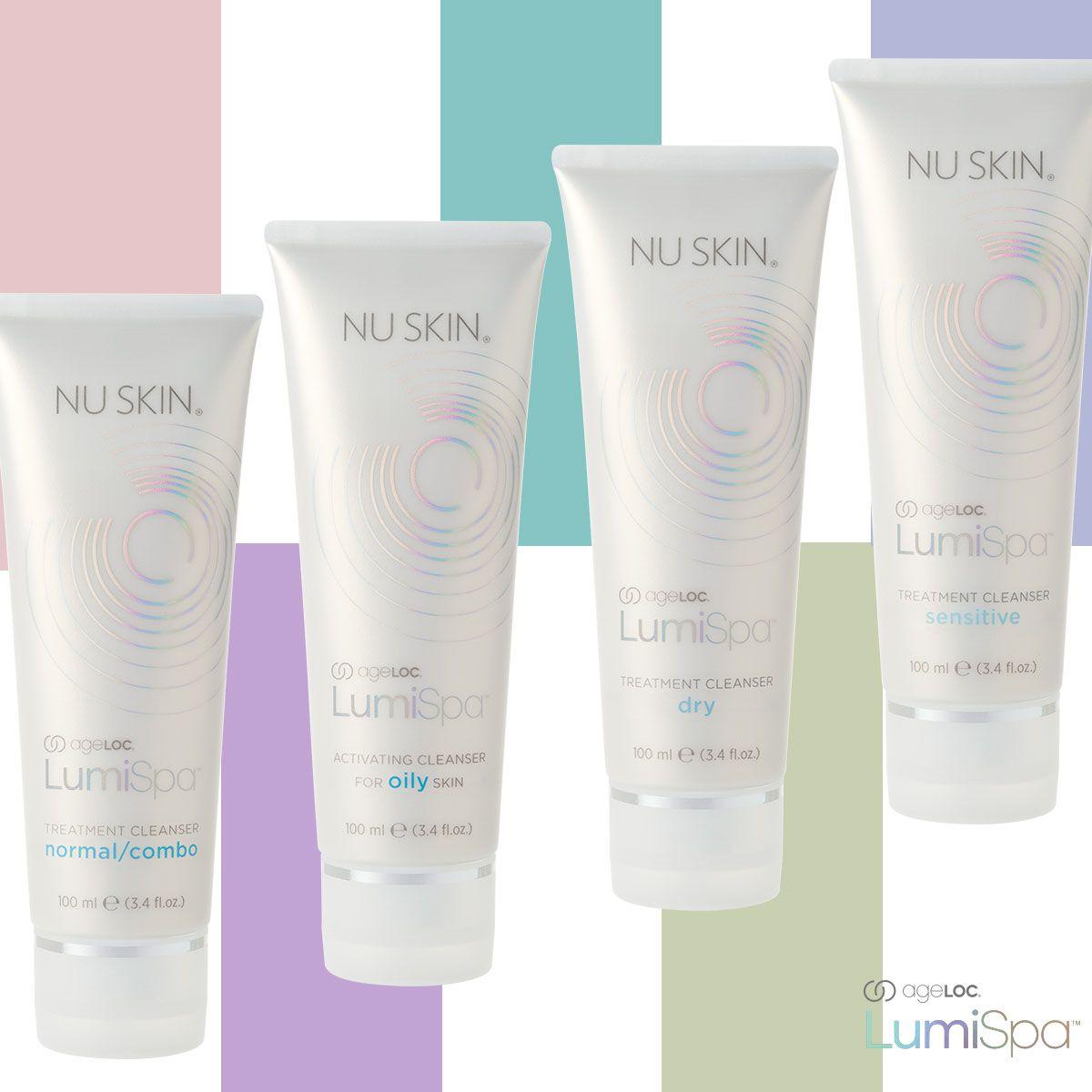 Pin de ᗷeᗩᑌty ᖇoᑌtiᑎe en HOT Product - LumiSpa | Tipos de piel, Cuidado de los ojos, Gel limpiador facial