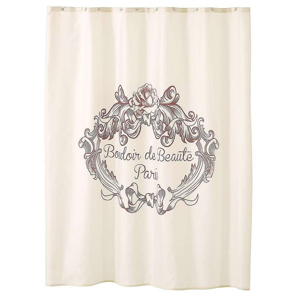 Dunelm Bathroom Accessories Boudoir De Beaute Shower Curtain Dunelm Bathroom Pinterest