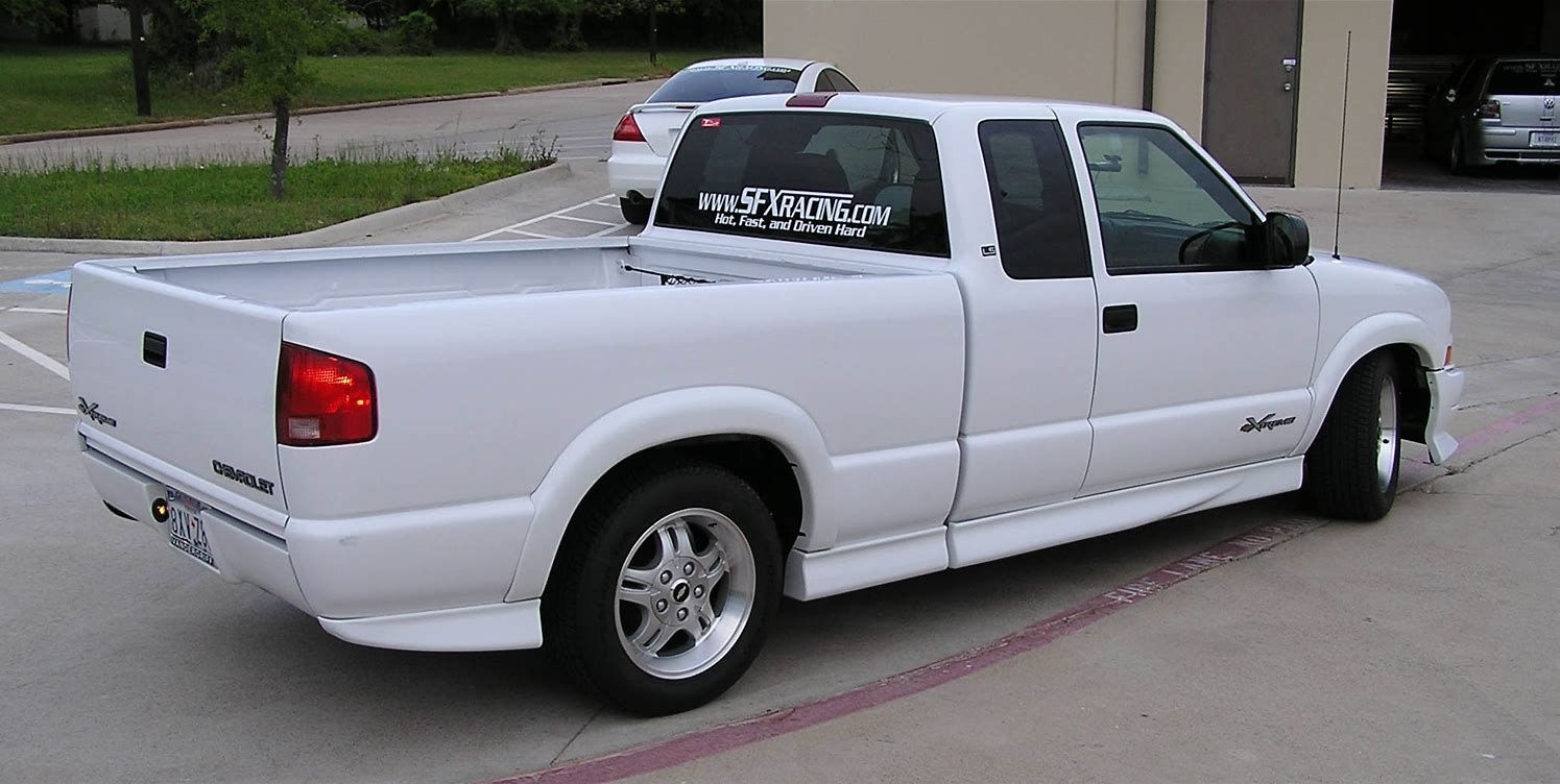 Image Result For Custom Chevy S10 Extreme