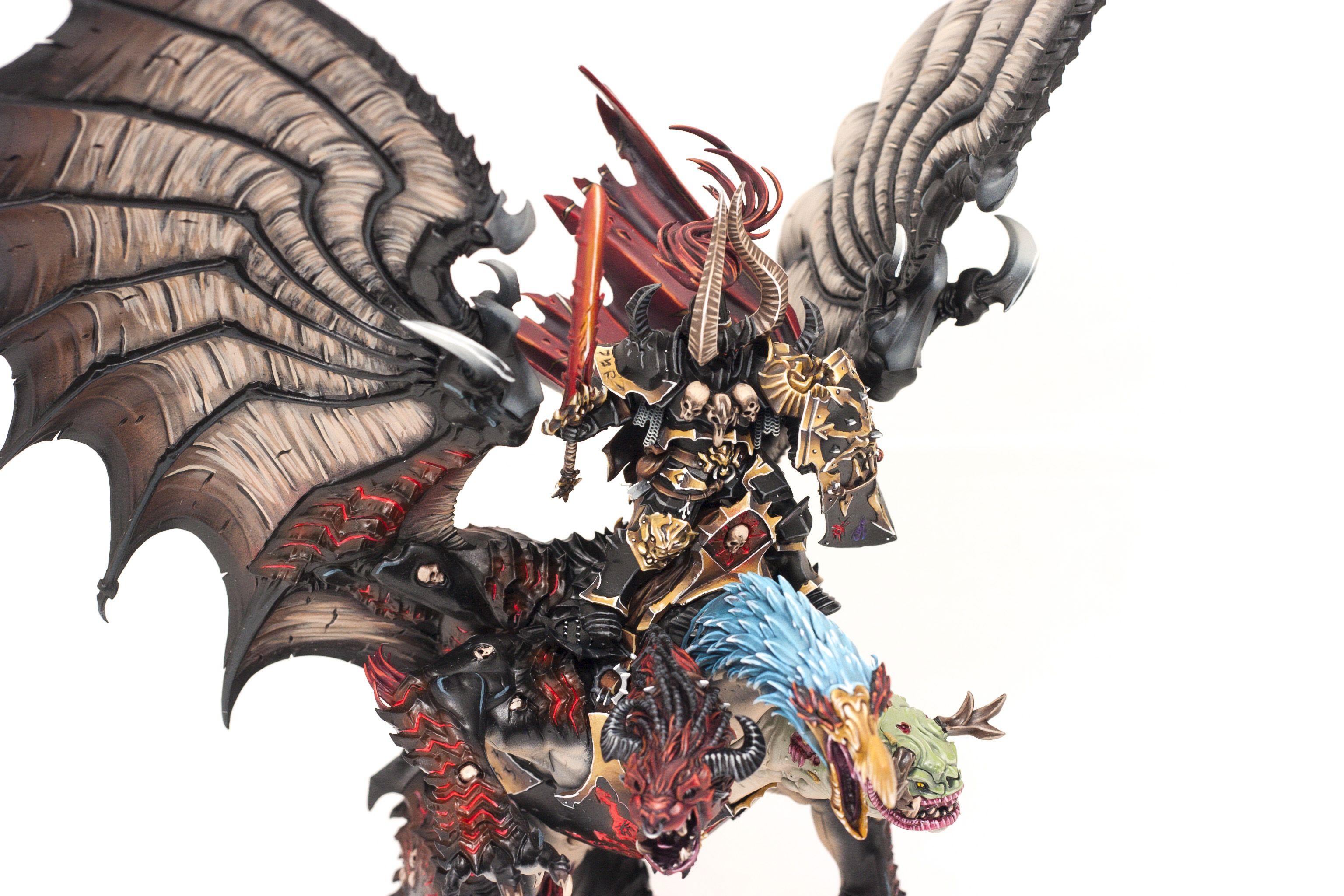 fantasy dragons warhammer high - photo #40