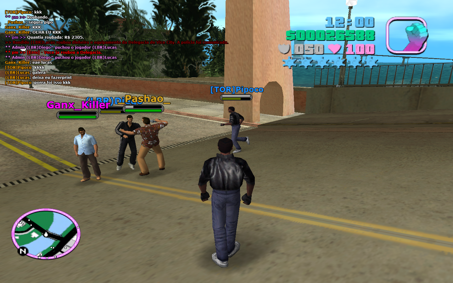 Gta vice city multiplayer android | City, Vice, Gta