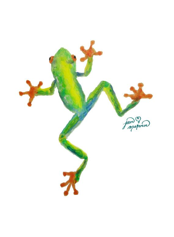 Frog Pictures To Print 71