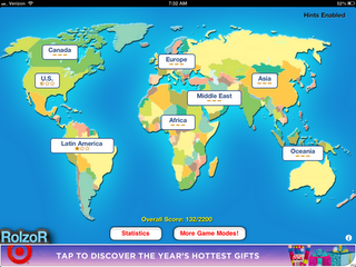 A free geography app for quizzing different locations in the world a free geography app for quizzing different locations in the world student apps gumiabroncs Images