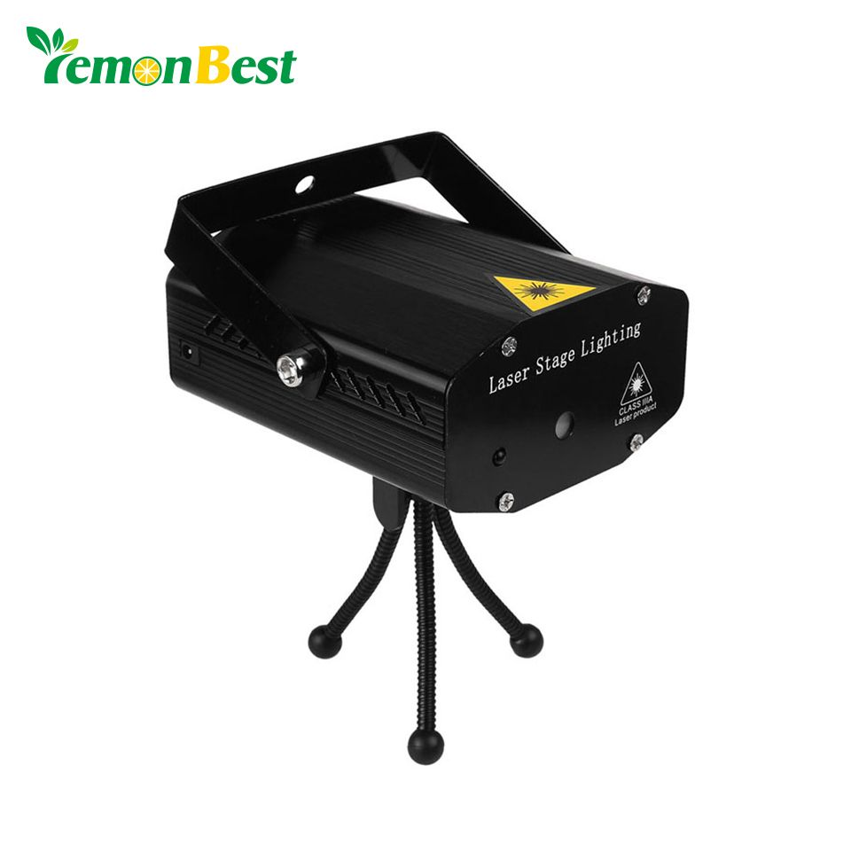 Mini LED Laser Projector Christmas Decorations for home Laser ...