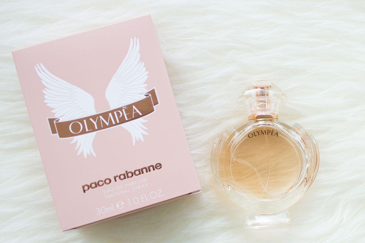 Aktuelles Lieblingsparfum - Olympéa von Paco Rabanne