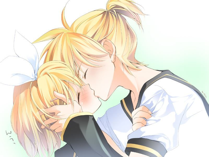 olha o beijo