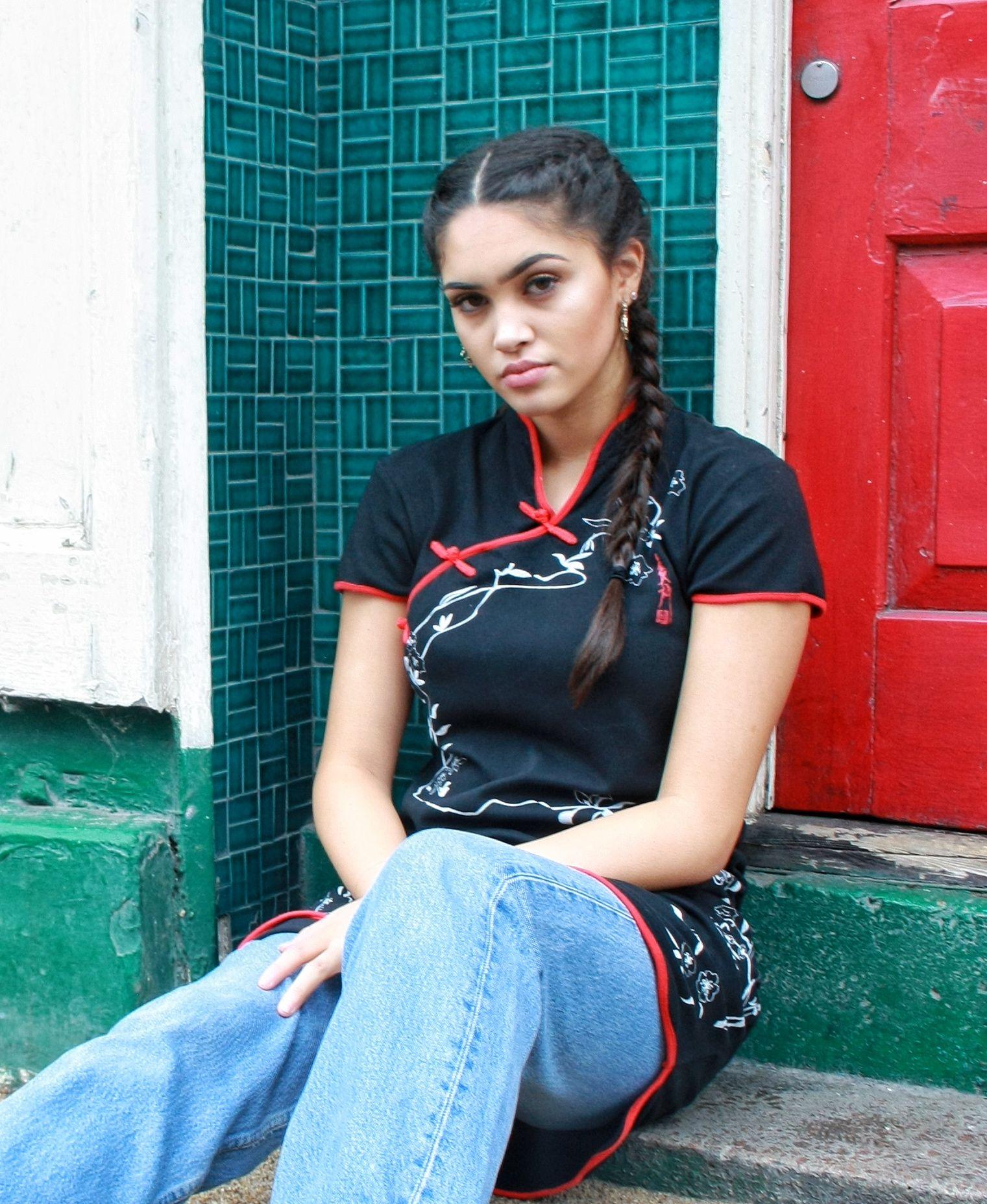 94db6e1842 Chinese t shirt dress