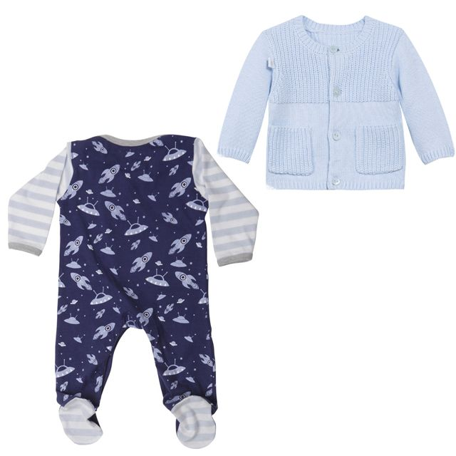 Baby Shower Gift Newborn Baby Gift Colorful Space Baby Clothes Kids Space Clothes Gender Neutral Winter Baby Pants Space Pants