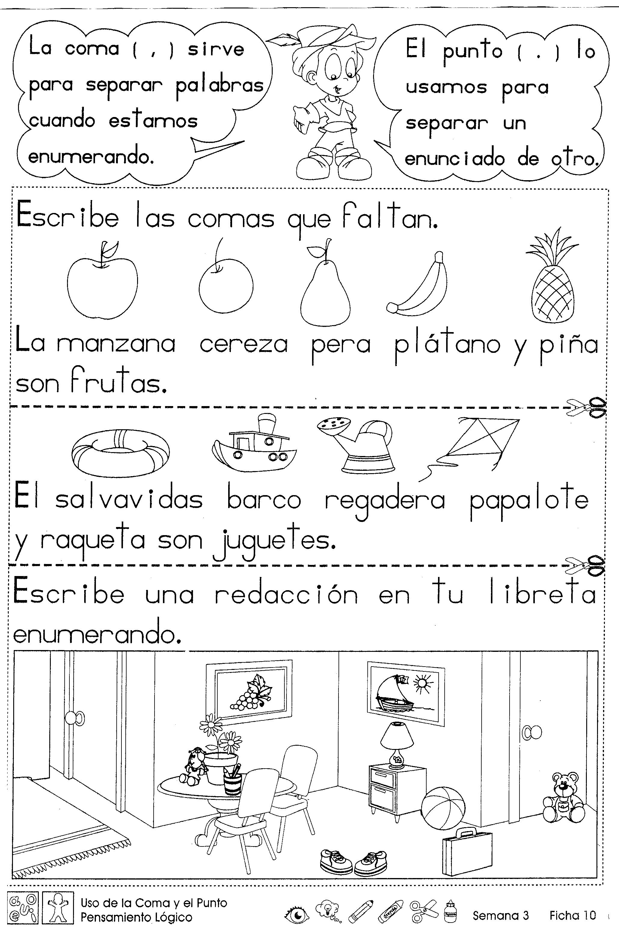 Lengua Segundo Grado Archivos