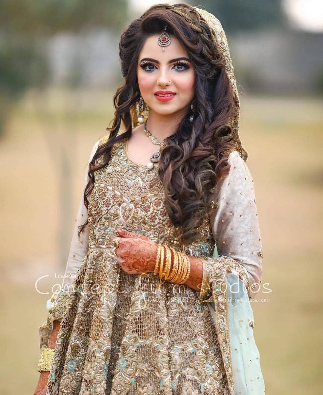 Inbox us for your bridal makeup, dress designing, photography
