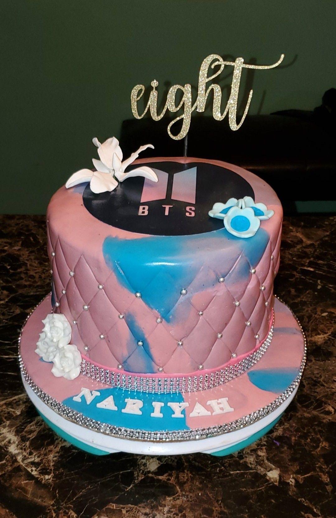 Bts Cake Bts Cake Army Birthday Cakes Cake