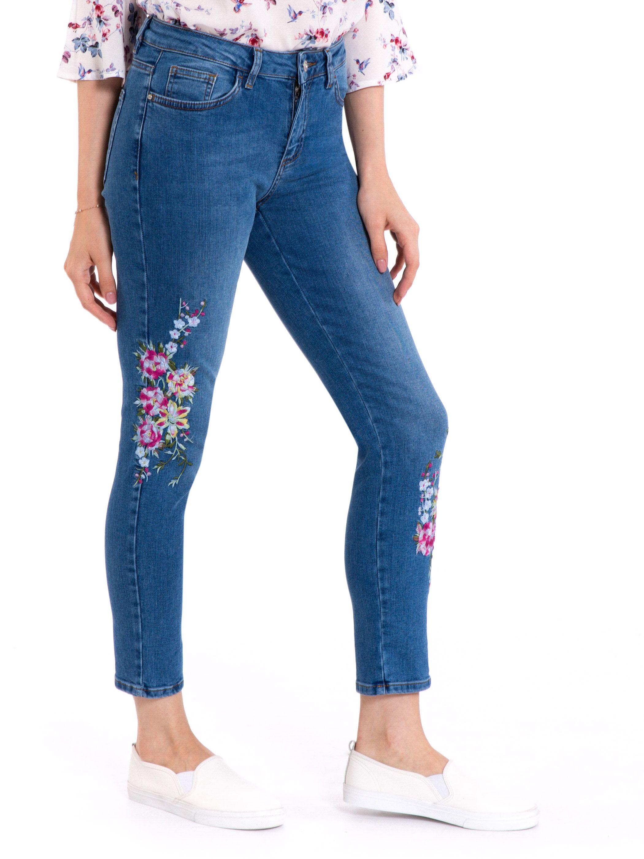 شلوار جین گلدوزی شده ال سی وایکیکی Clothes Best Wear Fashion