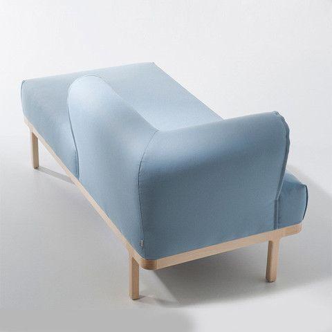 Zip Sofa & Chaise | Chaise sofa, Sofa design, Design awards