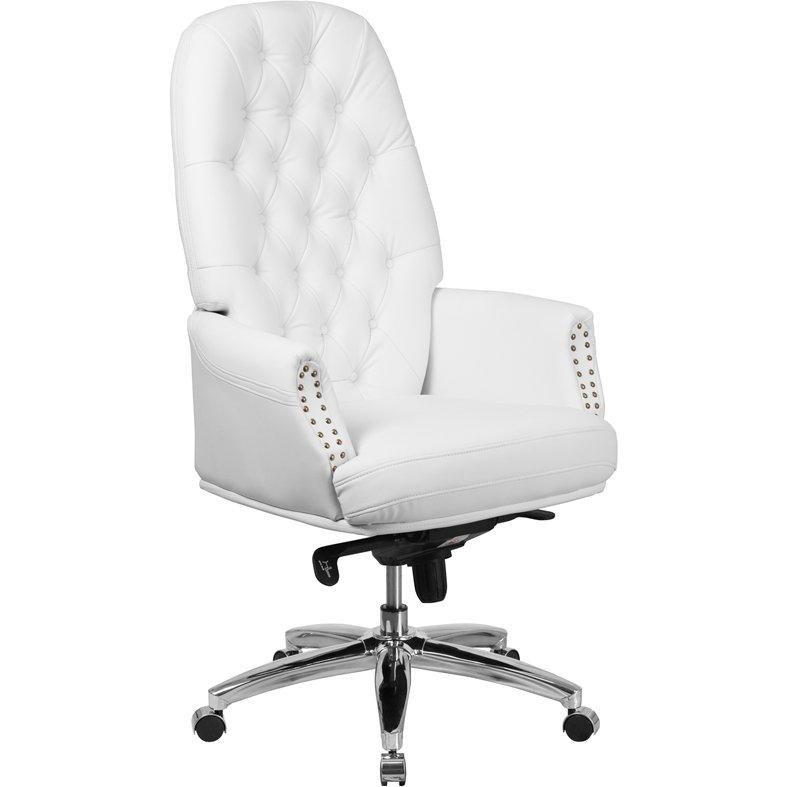 Ergonomic Office Chair White