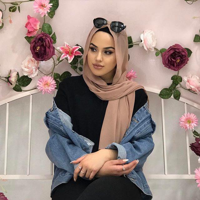 Pin By ˗ˏˋ I S R A ˊˎ˗ On Hijabi Fashion